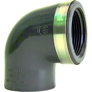 """Kolano GW 90 PVC-U d16-3/8"""""""