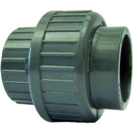 Dwuzłączka PVC-U/EPDM PN16 d25