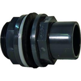 Przyłącze zbiornika PVC-U 50+63