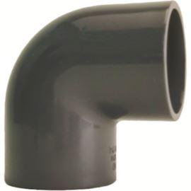 Kolano 90 PVC-U d16